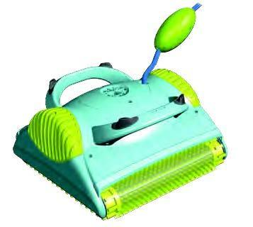 Swim Tec Automatic Pool Cleaner Dolphin Moby Pvc