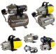 Pumps for house and garden